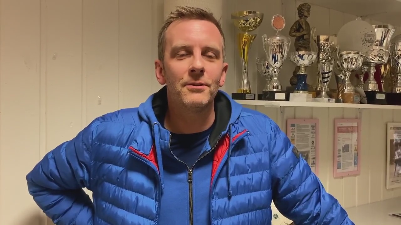 Intervju med supporterlederen